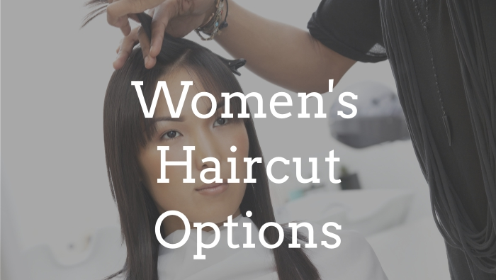 Women's Haircut Options