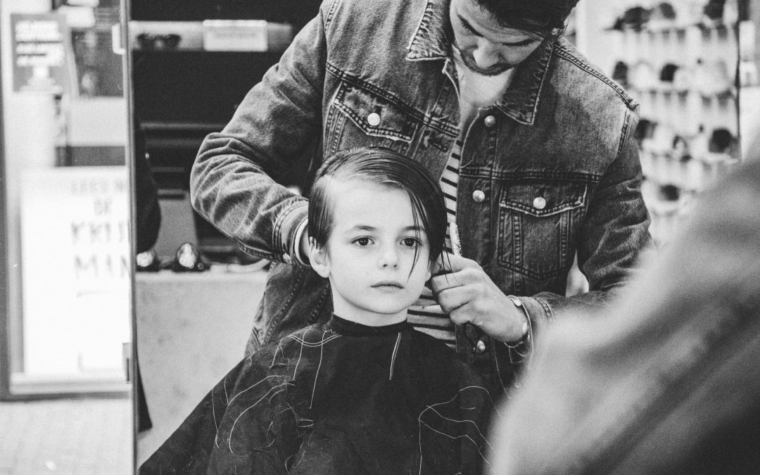 Haircut at coquitlam: Important tips for your kid's first haircut